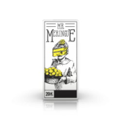 Charlie's Chalk Dust MR.MERINGUE aroma concentrato 20ML