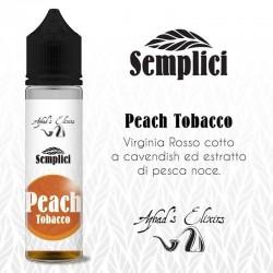 Azhad' s Semplici PEACH TOBACCO aroma concentrato 20ML