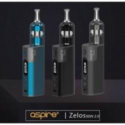 Kit Aspire Zelos 2.0 con Nautilus 2S 2500mAh