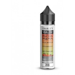Charlie's Chalk Dust Pacha Mama FUJI APPLE STRAWBERRY NECTARINE aroma concentrato 20ML (IN BOTTIGLIA DA 60ML)