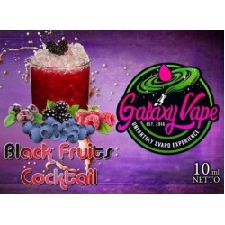 GALAXY VAPE - BLACK FRUITS COCKTAIL 10 ML