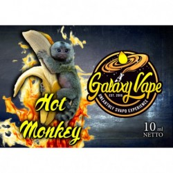 GALAXY VAPE - HOT MONKEY 10 ML