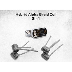 GeekVape Hybrid Alpha Braid coil 2 in 1