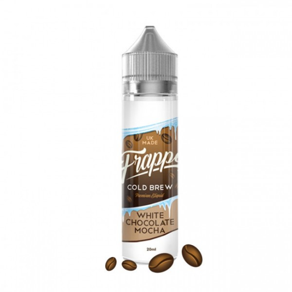 FRAPPE - WHITE CHOCOLATE MOCHA aroma concentrato 20ml