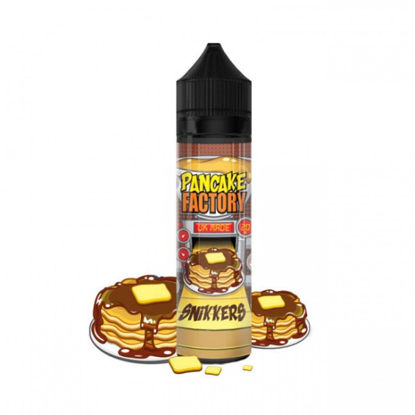PANCAKE FACTORY - SNIKKERS PANCAKE aroma concentrato 20ml