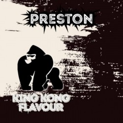 Aroma King Kong PRESTON (Coconut Milk) 10ml
