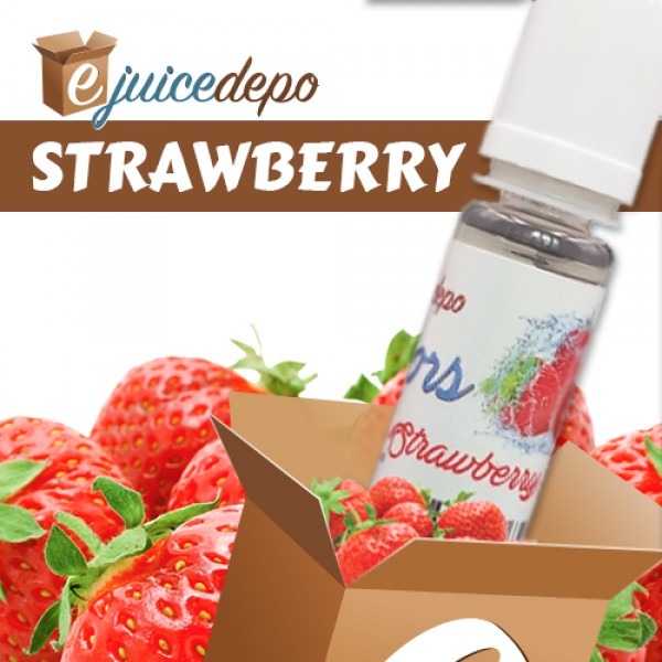 Aroma Ejuicedepo Strawberry 15ml