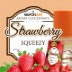 Squeezy Strawberry Aroma concentrato 10ml
