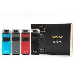 KIT ASPIRE BREEZE 650MAH