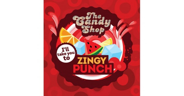 Bigmouth aroma the candy shop zingy punch 10ml nella for Nuova lista punch house