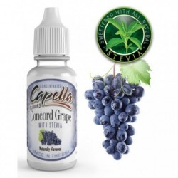 Capella Aroma Concentrato Concord Grape Con Stevia – 13ML