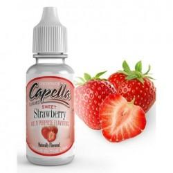 Capella Aroma Concentrato Sweet Strawberry 13ML