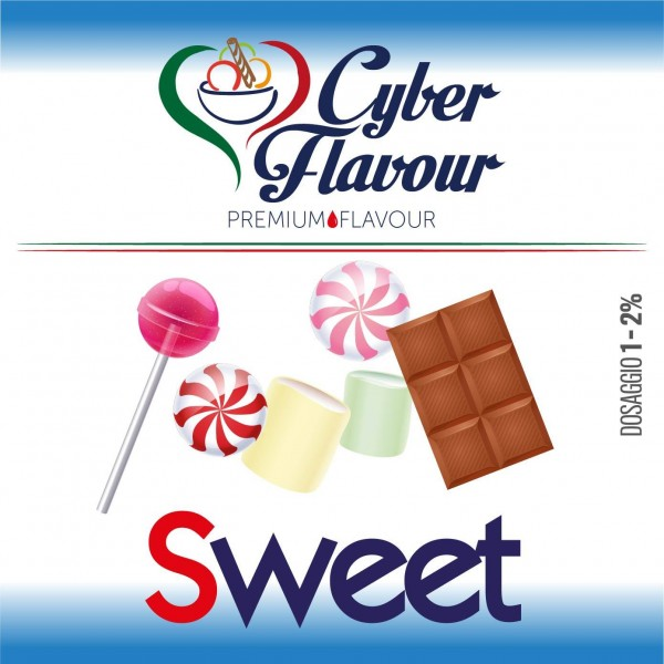 Additivi CYBER FLAVOUR Cyber Sweet 10ML