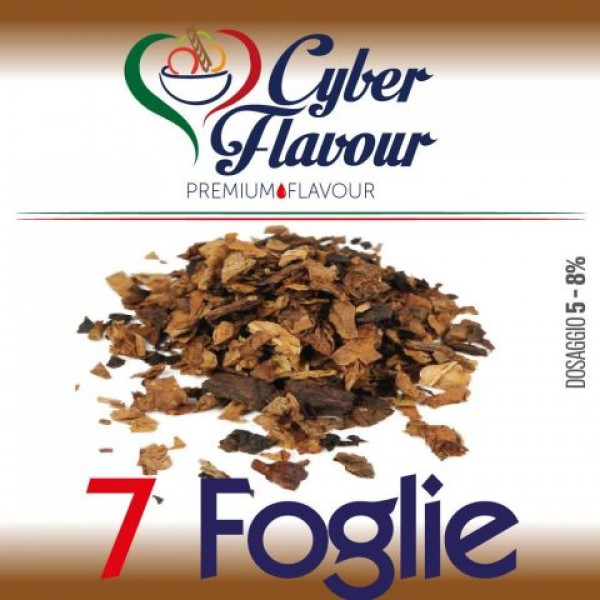Aroma CYBER FLAVOUR 7 Foglie 10 ML