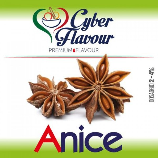 Aroma CYBER FLAVOUR Anice 10 ML