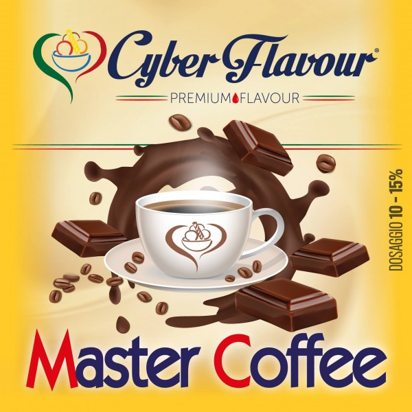 Aroma CYBER FLAVOUR Master Coffee 10ML