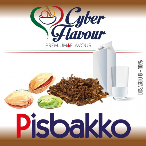 Aroma CYBER FLAVOUR Pisbacco 10 ML