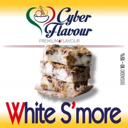 Aroma CYBER FLAVOUR  White S'more 10ml