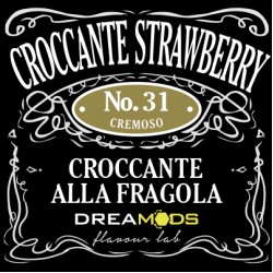 Aroma Dreamods No.31 CROCCANTE STRAWBERRY 10ML