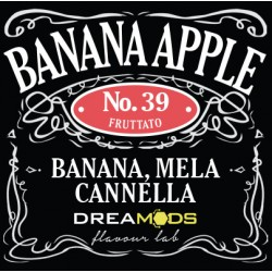Aroma Dreamods No.39 BANANA APPLE 10ML