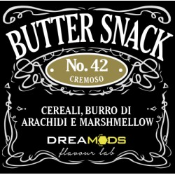 Aroma Dreamods No.42 Butter Snack 10ml