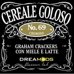 Aroma Dreamods No.69 CEREALE GOLOSO 10ml