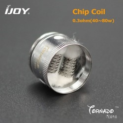 Ricambio IJOY TORNADO NANO (Replacement Chip Coil)