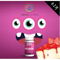 Aromi Nova-Liquides PINK MONSTER 10ml