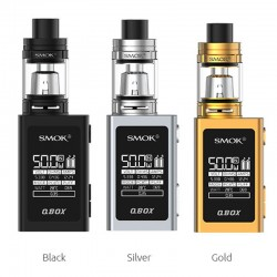 Kit SMOK QBOX (with TFV8 Baby 1600mAh)